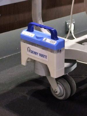 Progetto Dispositivo ospedaliero Derby