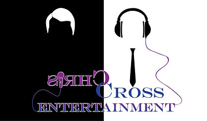 CHRIS CROSS ENTERTAINMENT LOGO