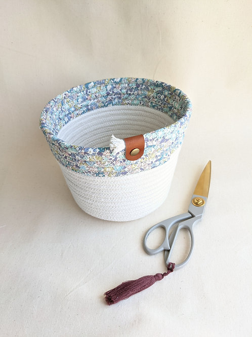 Liberty Rope Bucket - Michelle D Blue