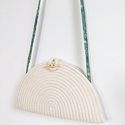 Liberty London Coiled Clutch Bag - Donna Leigh