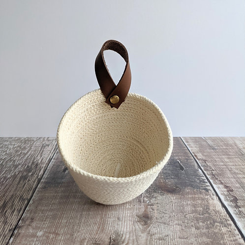 Pegboard Storage Pot -Scooped