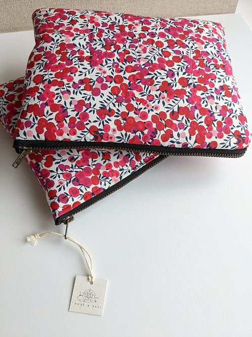 Liberty Tana Lawn Makeup Bag