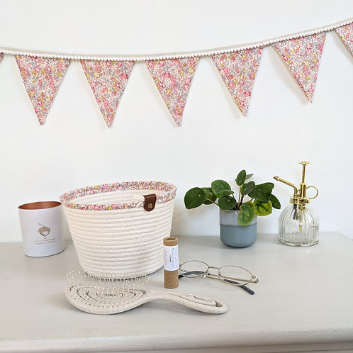 Liberty Rope Bucket - Claire Aude