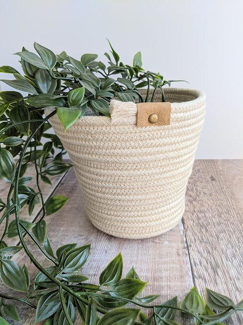 Rope Plant Pot