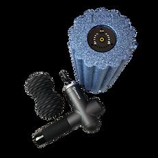 Booster vibration trio, buy booster vibration massage gun, buy booster vibration foam roller, most powerful vibration roller, best vibraition gun, dual vibration ball, best wellness products, heal faster, wellness tech, modern wellness