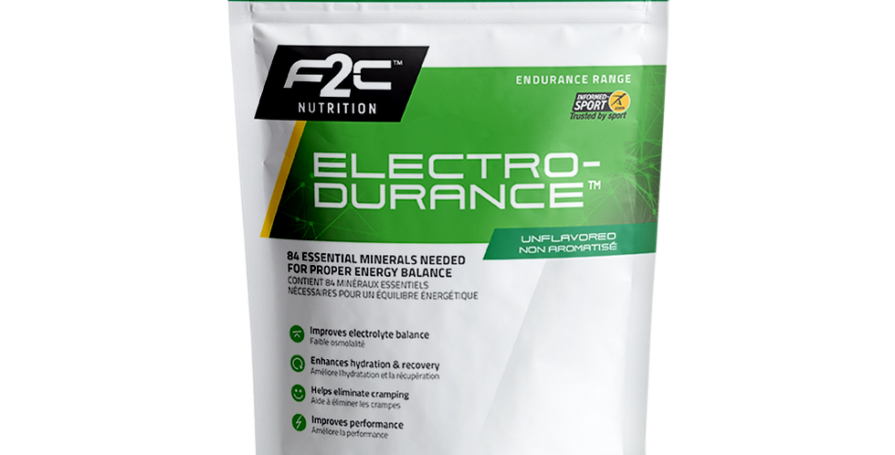 F2C Electro-Durance bag