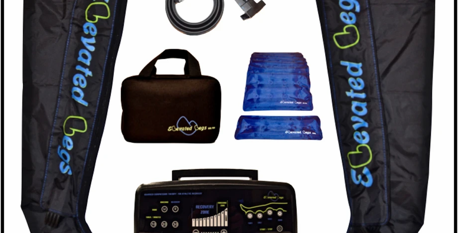 Elevated Legs Compression & Cold Therapy System