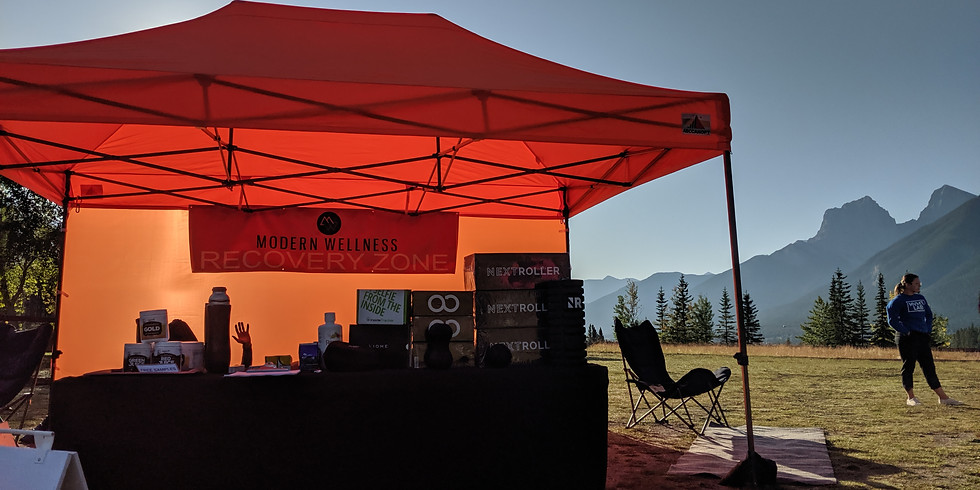 Modern Wellness Canada Recovery Lounge @ 5 Peaks Canmore #1