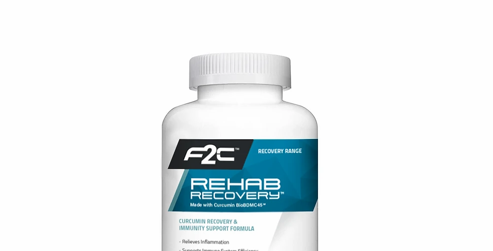 F2C Rehab Recovery bottle