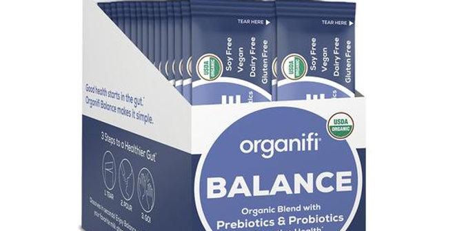 organifi balance go packs 30 box