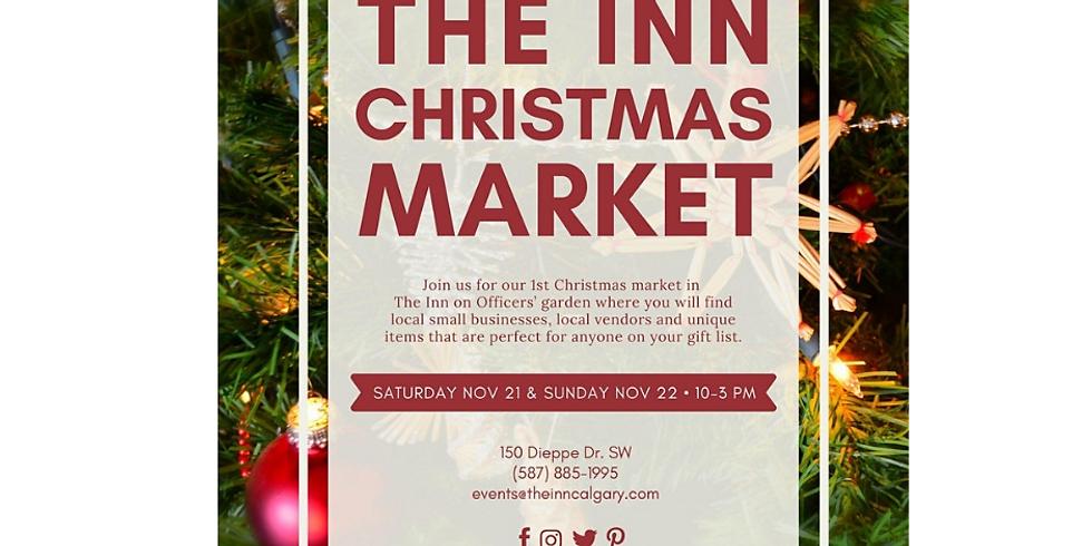 Christmas Market at The Officers Garden Inn