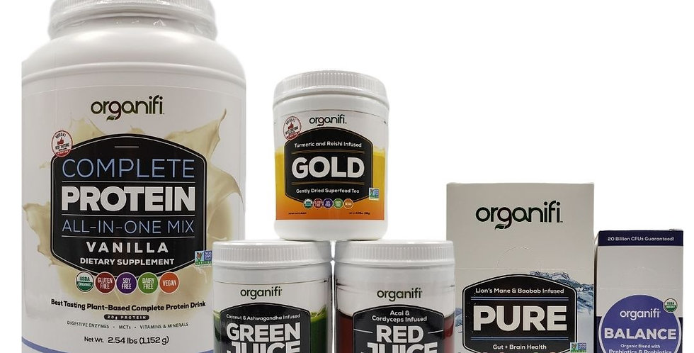 Organifi Complete Superfood System
