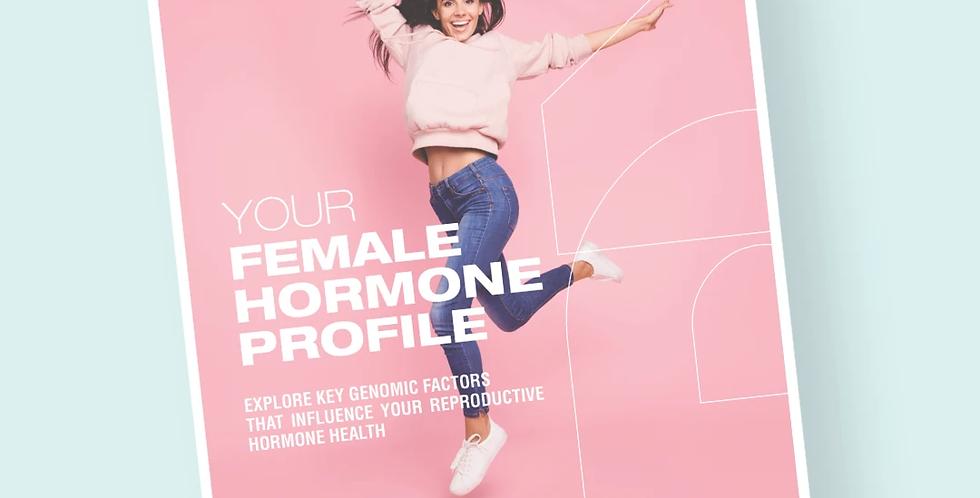 DNA - Female Hormone Profile