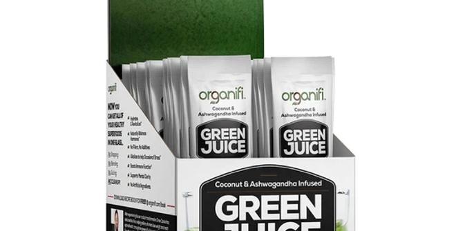 Organifi Green Go Packs