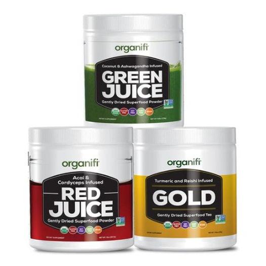 Buy Organifi Juices, Buy Organifi sunrise to sunset, Buy Organifi green Juice, Buy Organifi red juice, Buy Organifi gold tea, buy organifi canada, best green juice