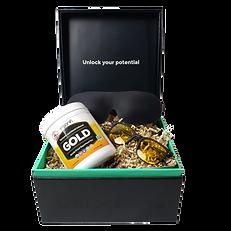 Sleep better box, Organifi Gold, 3D slee