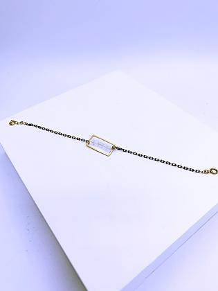 Complex Simplicity Bracelet