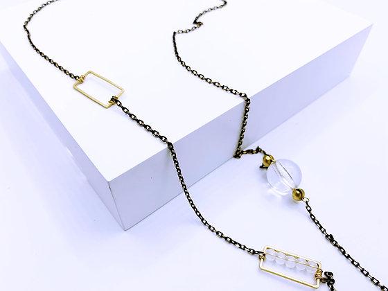 Complex Simplicity Necklace