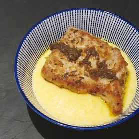 Thon sauce capre et polenta crémeuse.jpg