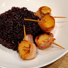 saint jacques riz noir.jpg