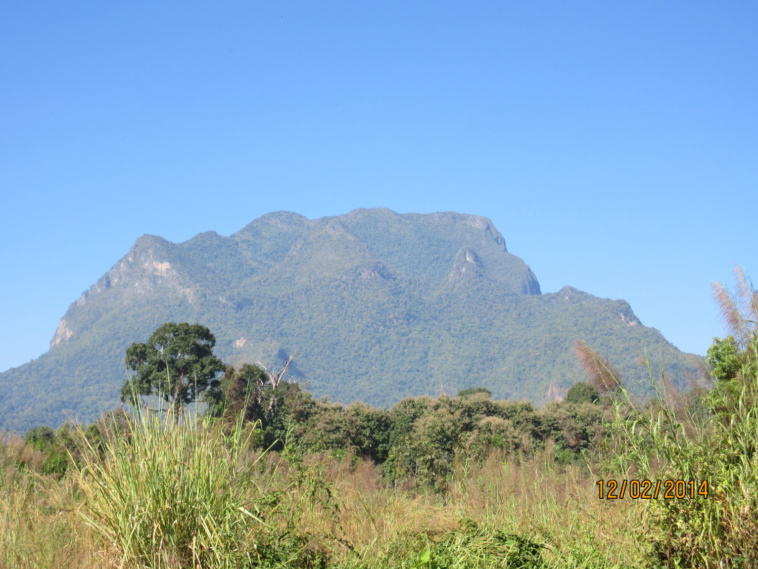 chiang-dao-mountain