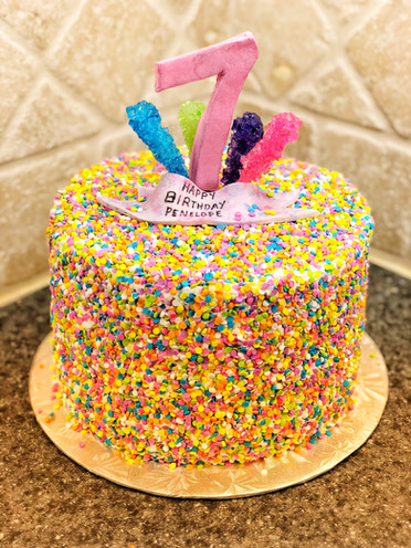 Sprinkles for 7th