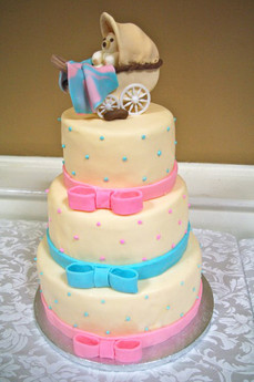 Baby Carriage - Baby Shower