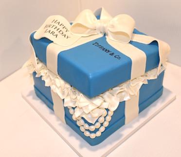 Tiffany Box (Large)
