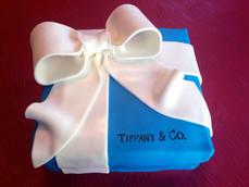 Tiffany Box - Bridal Shower