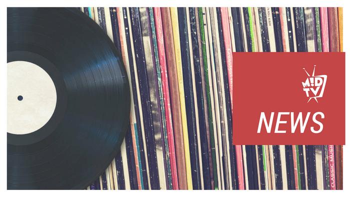 MUSIK !D TV NEWS   Vinyls Are Still On The Rise! [VIDEO]