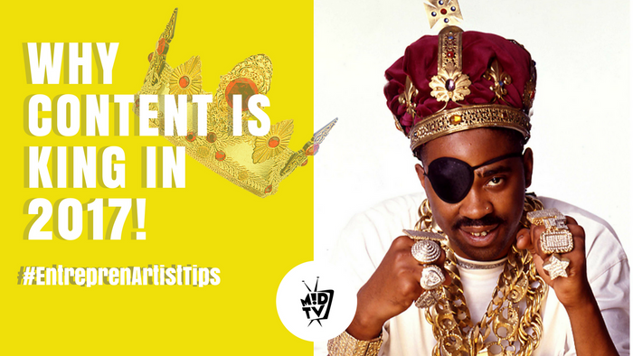 WHY CONTENT IS KING! [Episode]
