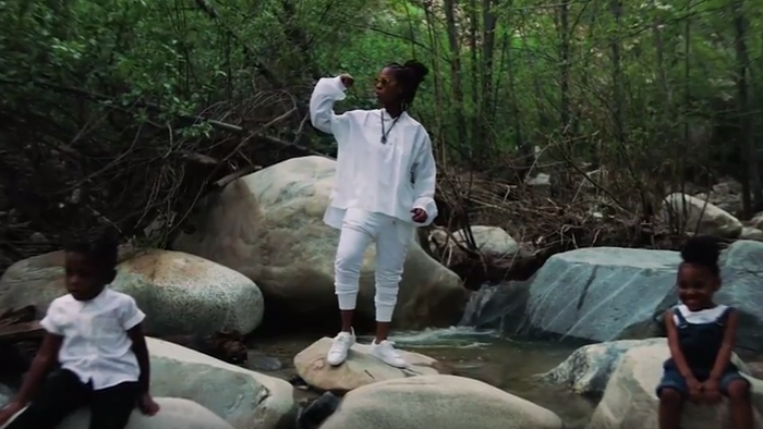 Fresh Music Friday: Gizzle - Melanin (Official Video)