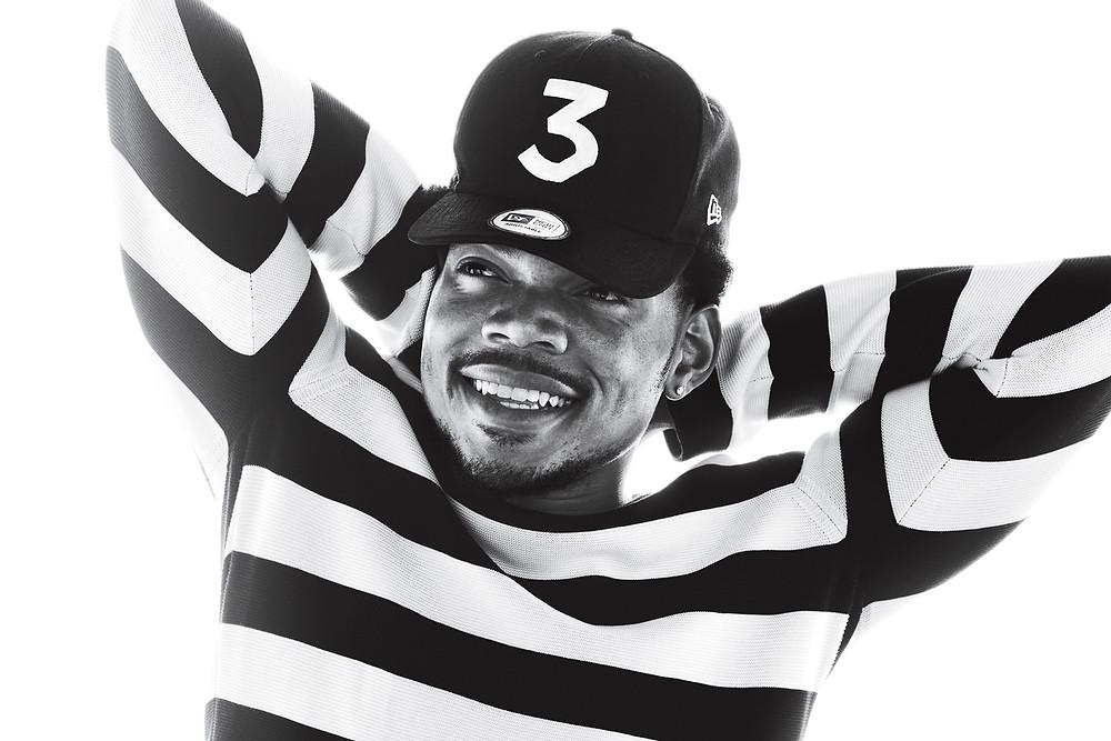 Chance the Rapper. Image via GQ