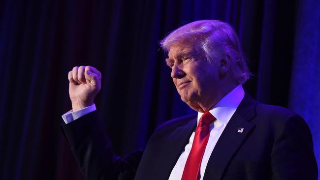 Read Donald Trump's Presidential Acceptance Speech