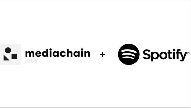 SPOTIFY ACQUIRES BLOCKCHAIN FIRM TO BUILD 'A MORE TRANSPARENT MUSIC INDUSTRY'