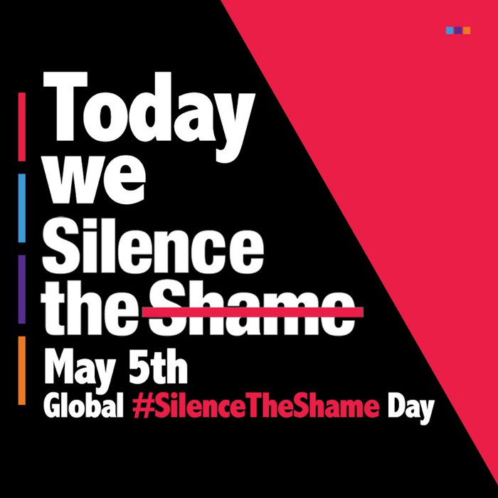 Today, We Are Helping to Silence the Shame!