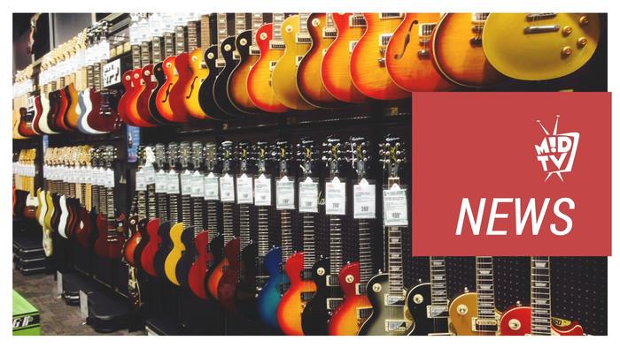 Bye Bye Guitar Center? | MUSIK !D TV NEWS