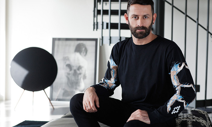 How Marcelo Burlon Went From DJ to Designer Co-Signed by The Weeknd
