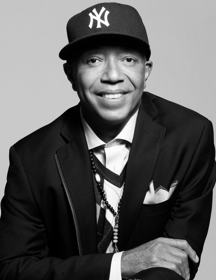 Russell Simmons Opens Hot New Yoga Spot