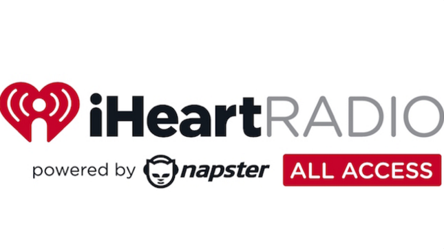 IHEARTRADIO LAUNCHES SPOTIFY RIVAL… AND IT'S A BIT OF A MOUTHFUL