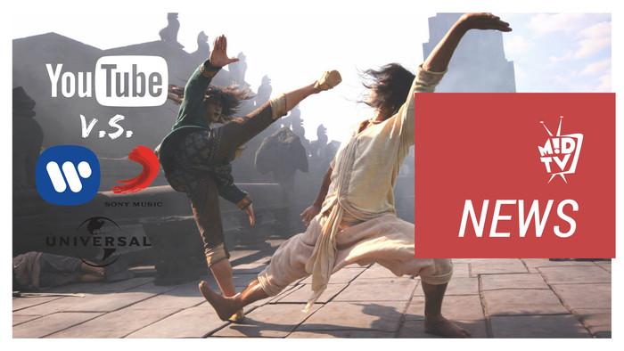 MUSIK !D TV NEWS | YouTube Vs. The Music Industry
