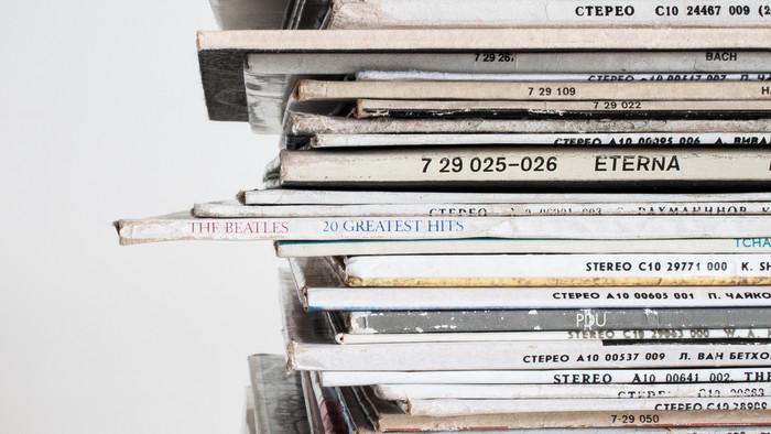 Oldie but Goodie - Vinyl Records Return to 1991 Sales Levels