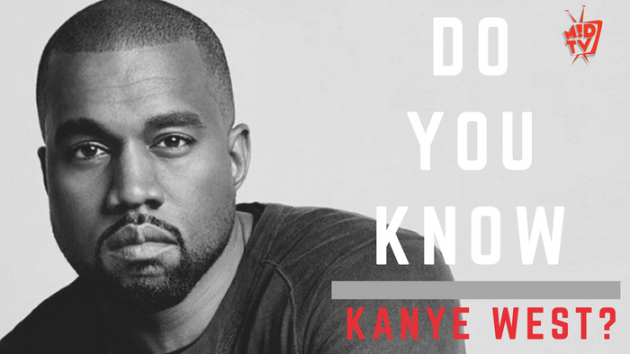 Do You Know KANYE WEST? [VIDEO]
