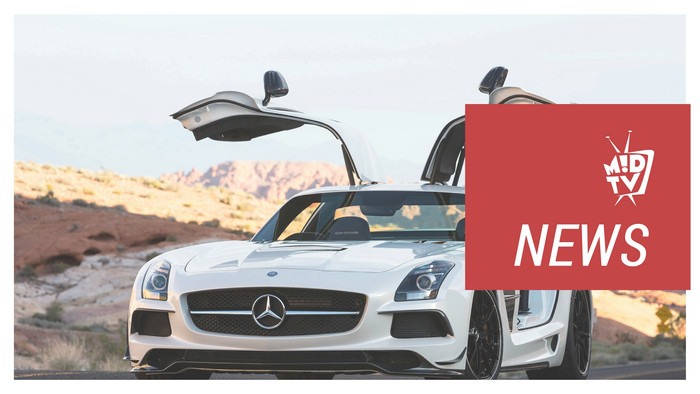TIDAL Goes Luxury With Mercedes! | MUSIK !D TV NEWS