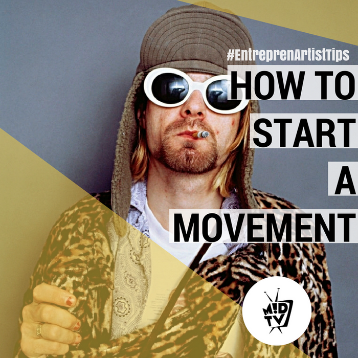 How To Start A Movement According to Bruce Pavitt