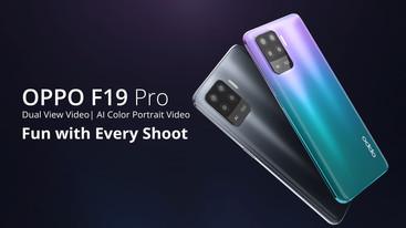 Oppo F19 Pro TVC