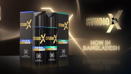 StudioX Deodrent