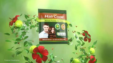 Haircode Mehedi Powder