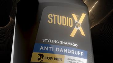Studio X Men Shampoo