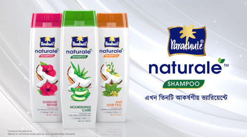 Parachute Naturale Shampoo